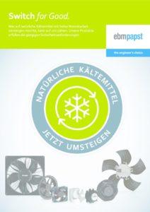 thumbnail of Broschuere Brennbare Kaeltemittel De Dez19