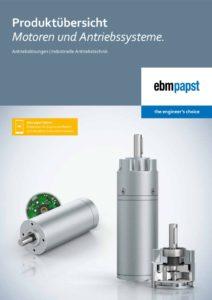 thumbnail of Broschuere Produktuebersicht Antriebstechnik Feb2020